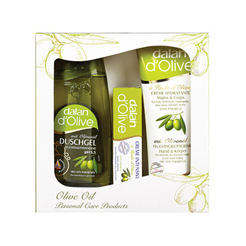 Dalan d'Olive Body Care cadeauset