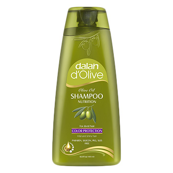 d'Olive Color Protection Shampoo