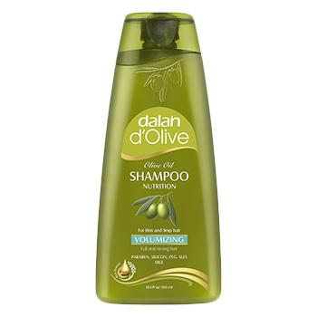Dalan d'Olive Repairing Shampoo