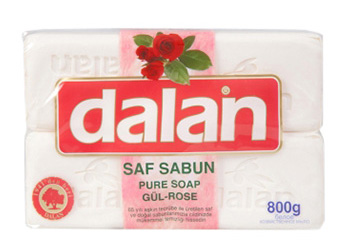 Dalan Red Rose soap