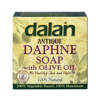 Dalan Daphne Soap met olijf olie